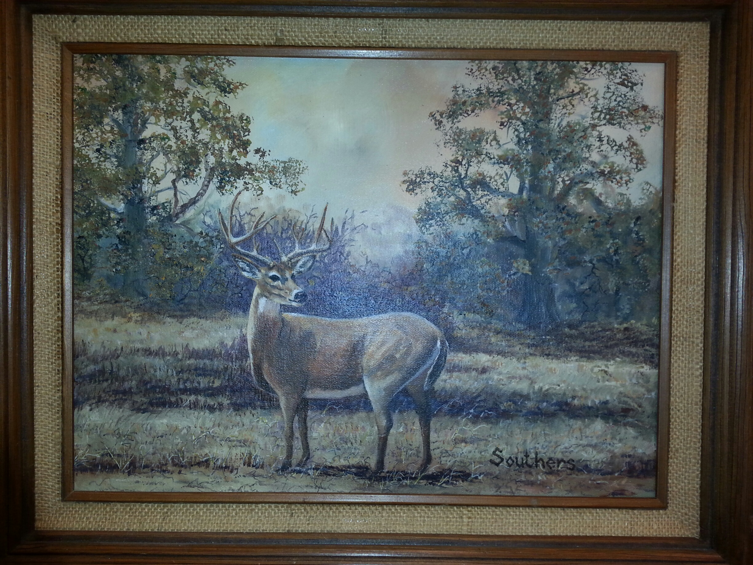 Southers, Texas Artist